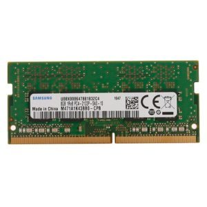 RAM Laptop DDR4 Samsung 8GB Bus 2133 SODIMM M471A1K43BB0-CPBD0