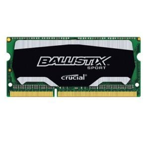 Ram laptop DDR3 Crucial Ballistix Sport 4GB Bus 1600