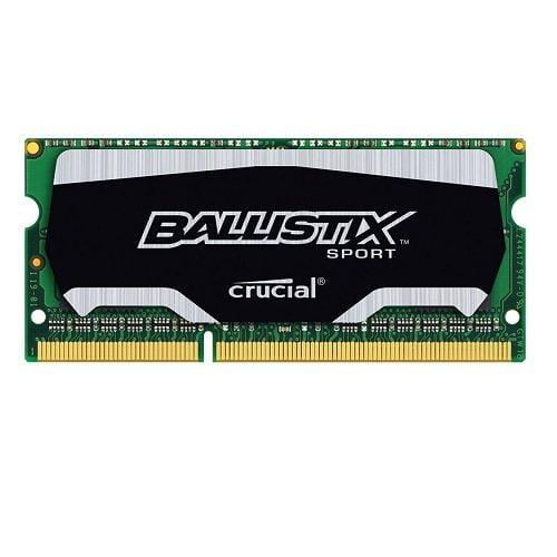 Ram laptop DDR3 Crucial Ballistix Sport 4GB Bus 1600