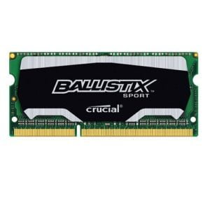 Ram laptop DDR3 Crucial Ballistix Sport 8GB Bus 1600