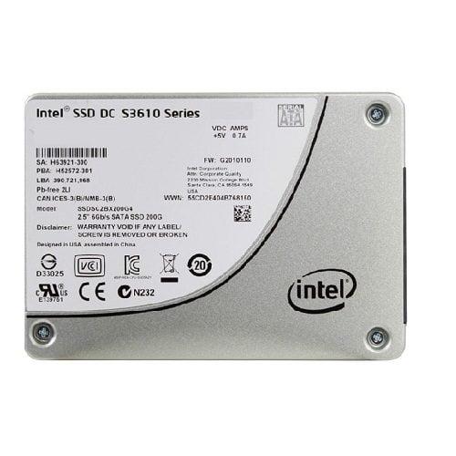Ổ Cứng SSD Enterprise Intel DC S3610 1.2TB SSDSC2BX012T401