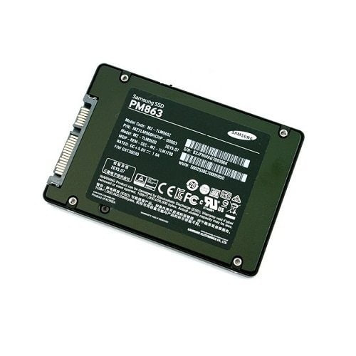 Ổ Cứng SSD Enterprise Samsung PM863 3.84TB MZ-7LM3T8