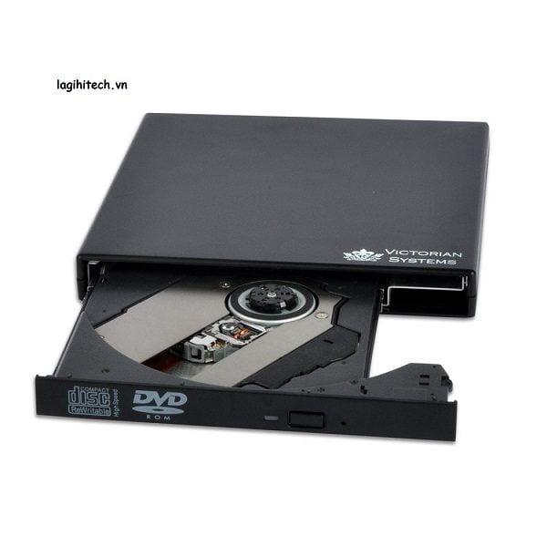 Combo DVD Gắn Ngoài (Gồm Box+DVD) To USB 2.