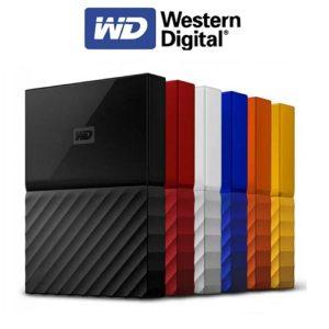 ổ cứng di động WD My Passport 2TB 2017