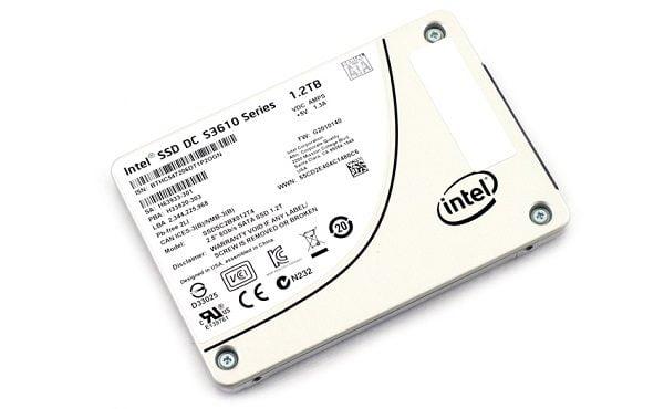 Ổ cứng SSD Enterprise Intel DC S3610 1.2TB