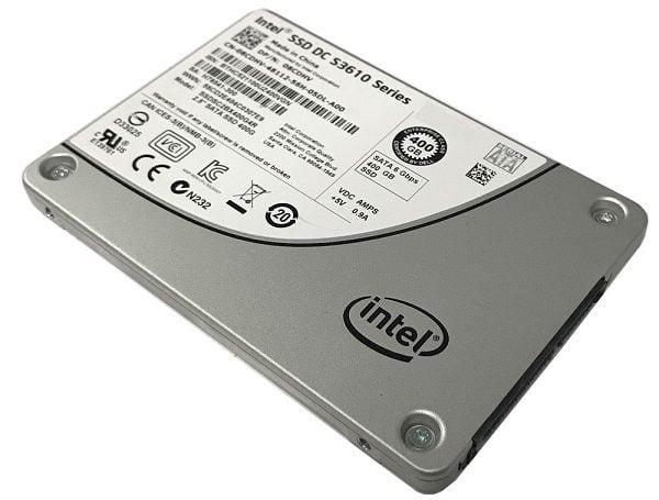 Ổ cứng SSD Enterprise Intel DC S3610 400GB