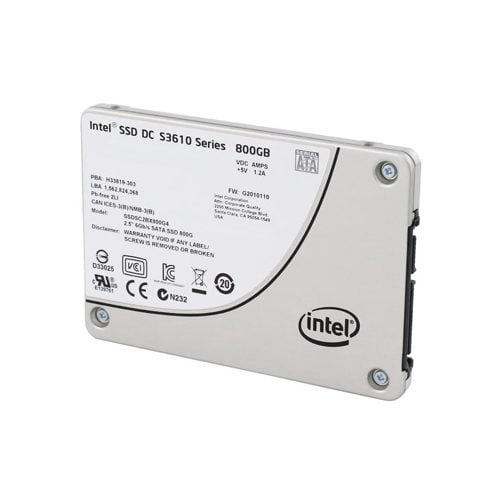 Ổ cứng SSD Enterprise Intel DC S3610 800GB