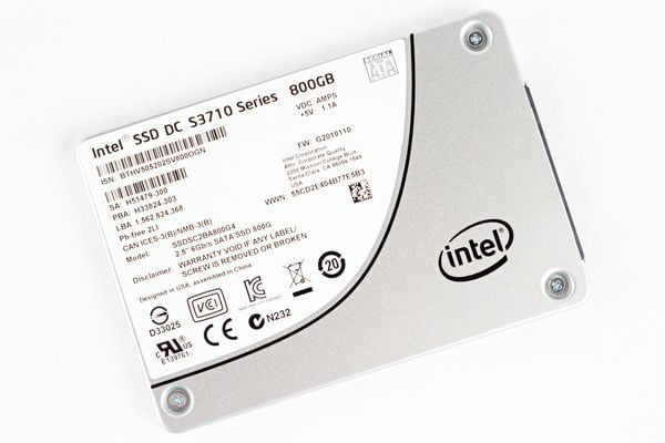 Ổ cứng SSD Enterprise Intel DC S3710 800GB