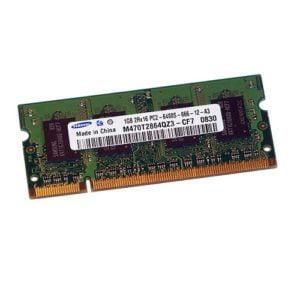 RAM Laptop 1GB DDR2 chính hãng giá rẻ