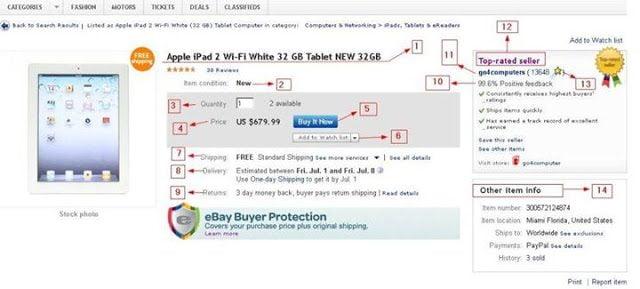 Bí Quyết Săn Hàng Giá Tốt Trên Ebay hinh anh 1