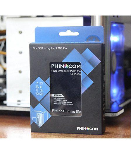 SSD Phinocom P70S Pro 256gb hinh anh 1