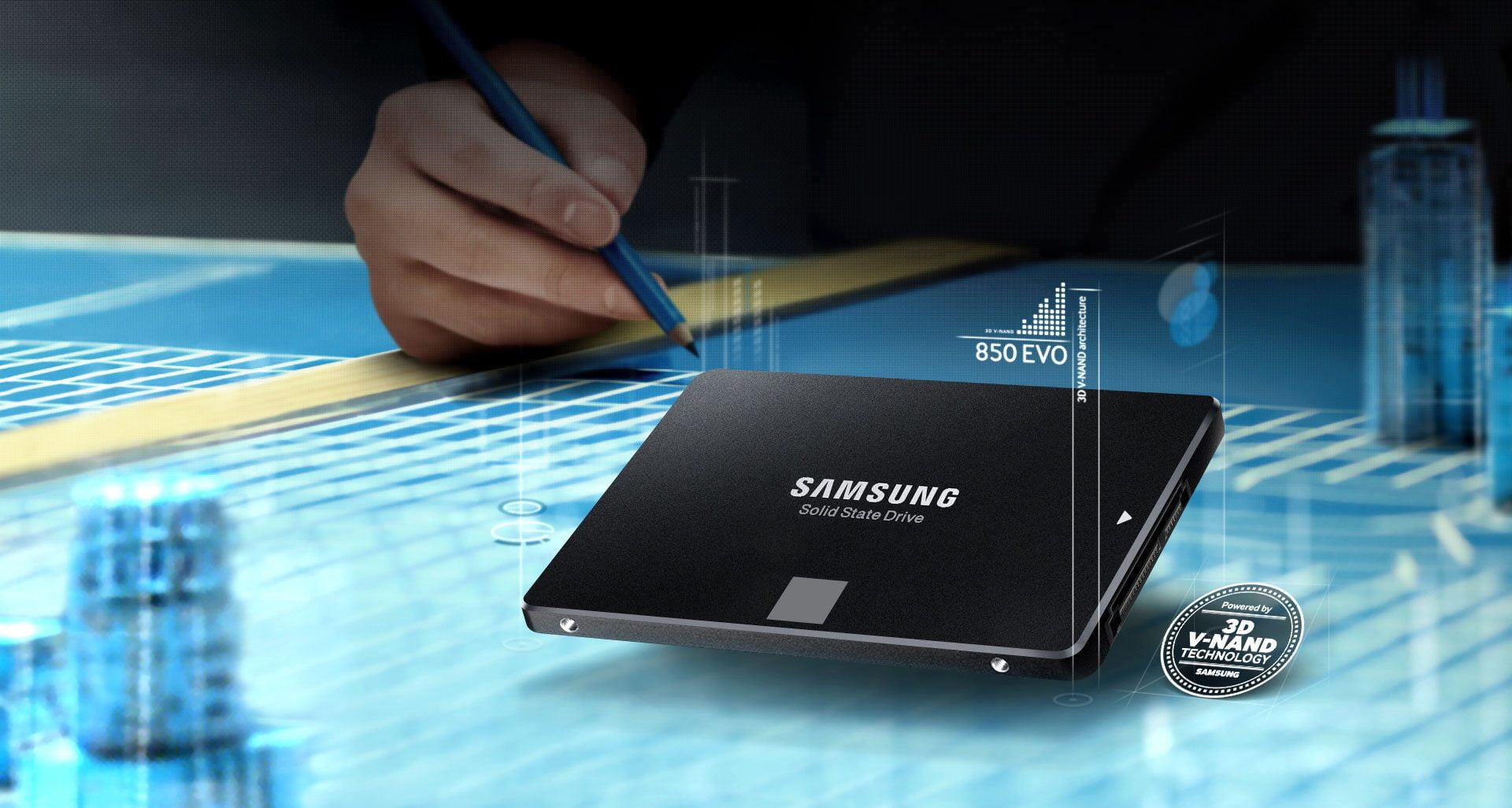 SSD Samsung