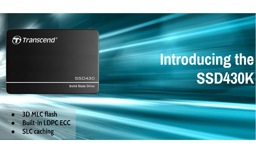SSD Transcend SSD430