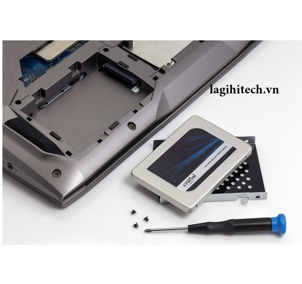 Ổ Cứng SSD Crucial MX300 275gb hinh anh 4