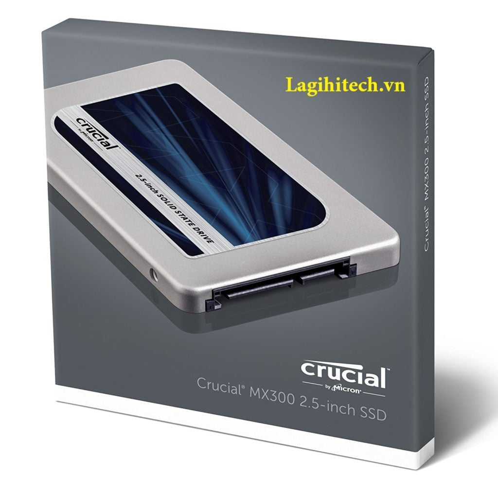 Ổ Cứng SSD Crucial MX300 275gb hinh anh 1