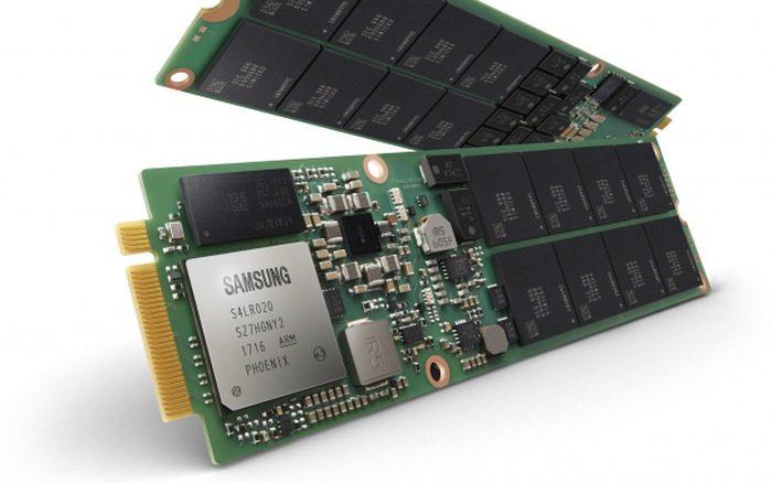 Samsung ra mắt chip V-NAND 3D 1TB