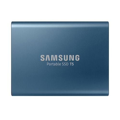 Ổ Cứng Di Động Samsung T5 250GB Blue MU-PA250B:AM
