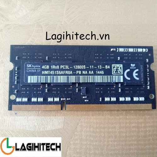 Ram Laptop DDR3L Hynix 4GB Bus 1600 For Mac