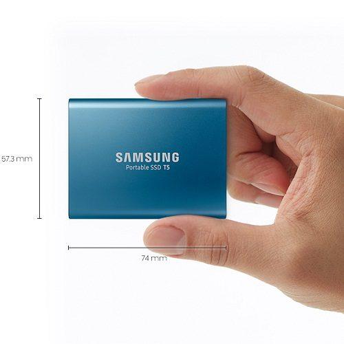 SSD Samsung T5 250GB Portable