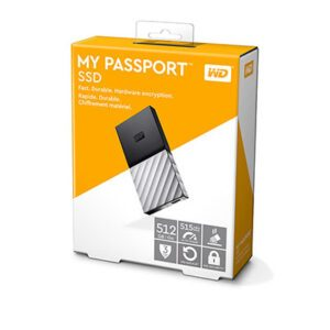 Ổ cứng WD My Passport SSD 512GB