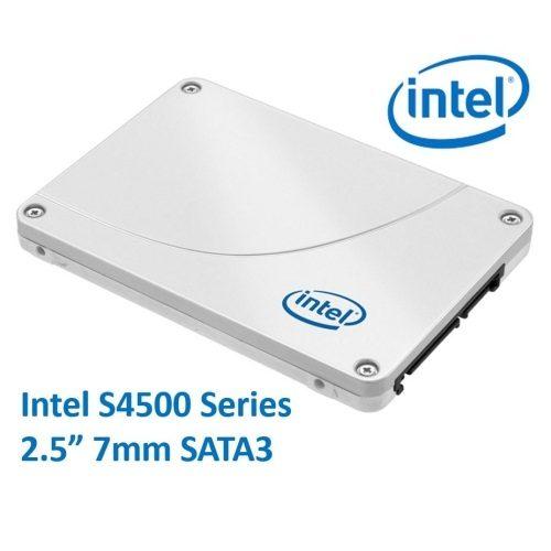 Ổ Cứng SSD Enterprise Intel DC S4500 3.8TB SSDSC2KB038T701
