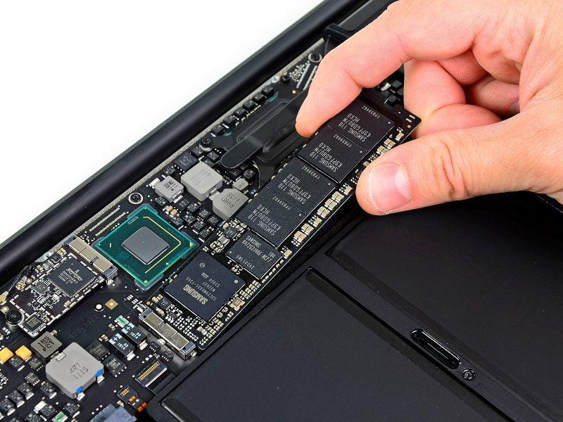 Ổ Cứng SSD Macbook Pro Retina 2012 256GB Chính Hãng