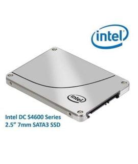 Ổ Cứng SSD Enterprise Intel DC S4600 1.9 TB SSDSC2KG019T701