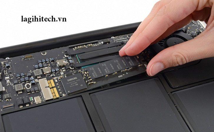 Ổ Cứng SSD Macbook Pro Retina 2013 512GB Chính Hãng