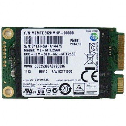 Ổ Cứng SSD Samsung PM851 256GB mSATA