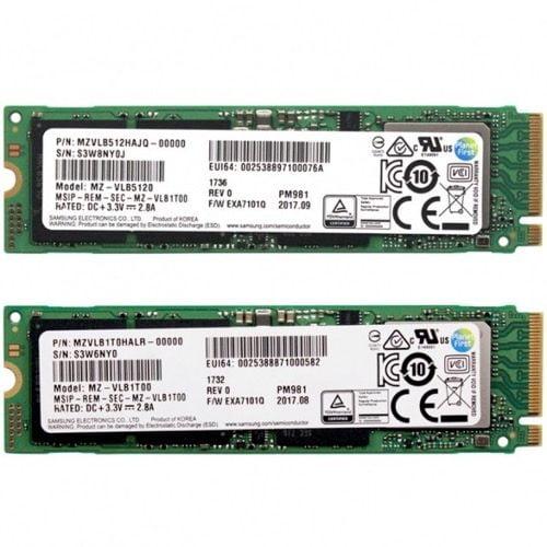 Ổ Cứng SSD Samsung PM981 512GB