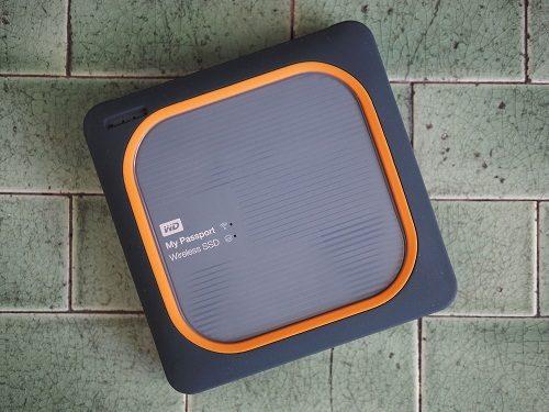 Ổ Cứng Di Động WD My Passport Wireless Pro 1TB Giá Rẻ