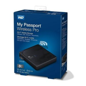 Ổ Cứng WD My Passport Wireless Pro 3TB