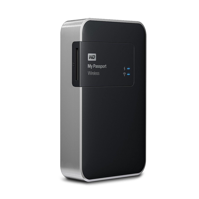 ổ cứng WD My Passport Wireless 1TB hình ảnh 1