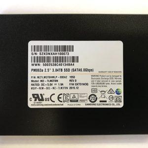 SSD Enterprise Samsung PM863A