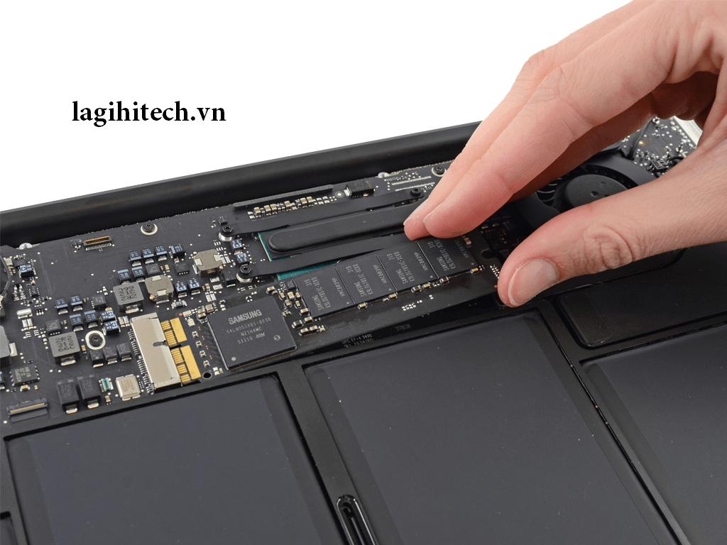 SSD Macbook Pro Retina và Macbook Air