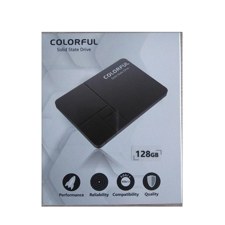 SSD Colorful SL300 128gb