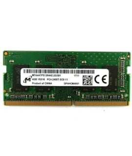 RAM Laptop DDR4 Micron 4GB Bus 2400