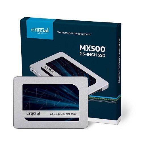 SSD Crucial MX500 500GB 2.5 Inch CT500MX500SSD1