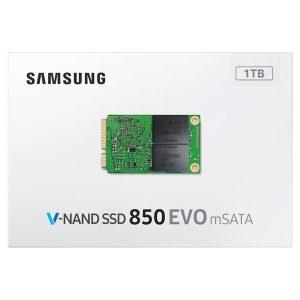 SSD Samsung 850 EVO 1TB mSATA MZ-M5E1T0BW