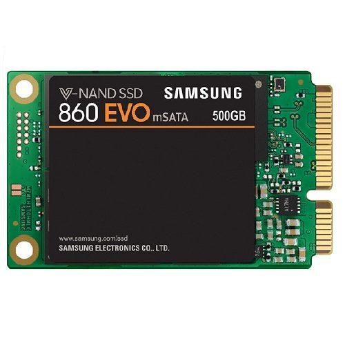 SSD Samsung 860 EVO 500GB mSATA