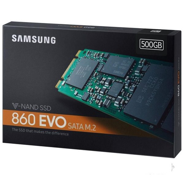 Ổ Cứng SSD Samsung 860 EVO 500GB M2 2280