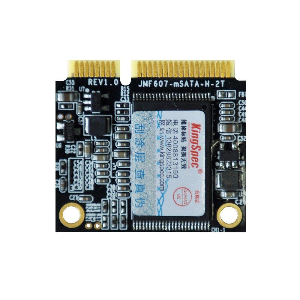SSD KingSpec 128gb mSATA Half size hinh anh 1