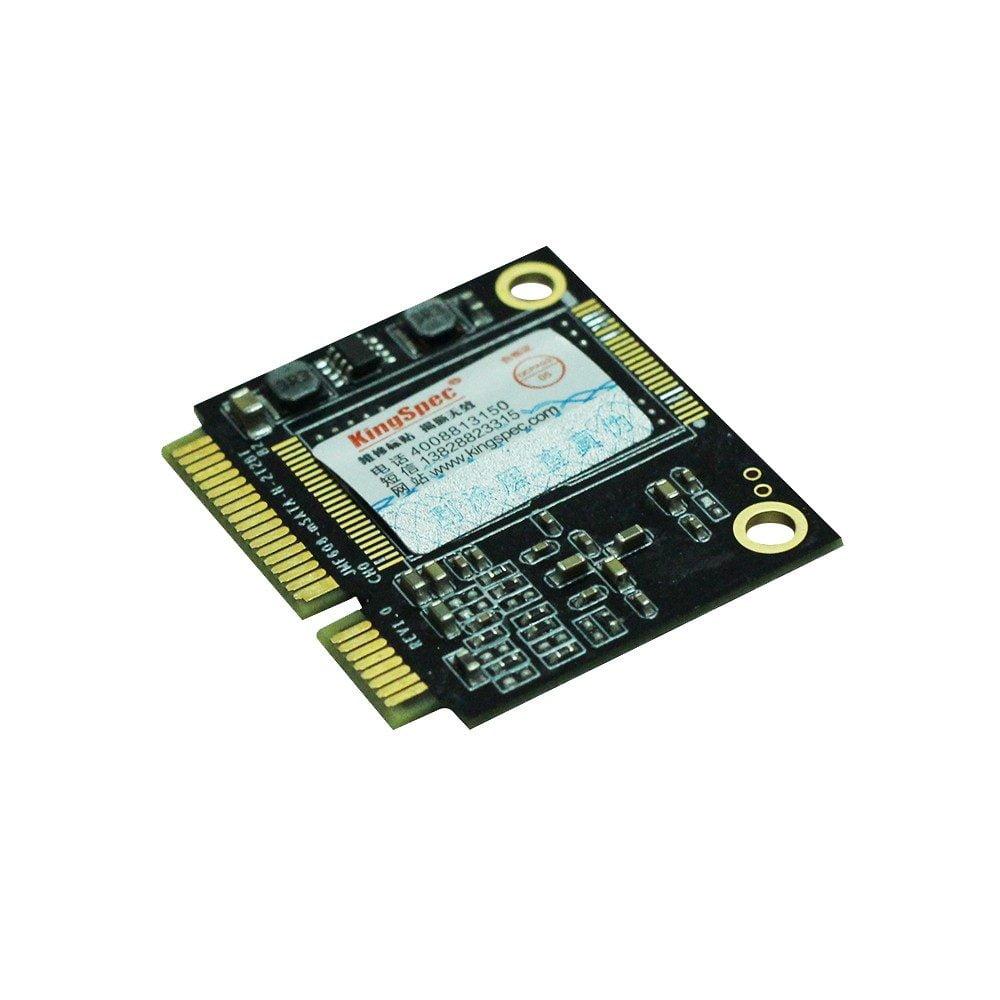 SSD KingSpec 256gb mSATA Half size hinh anh 2