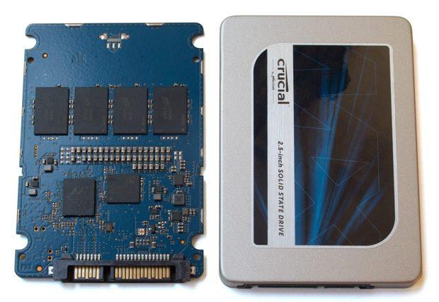 Nâng Cấp Ổ Cứng SSD Crucial MX500 1TB 2.5