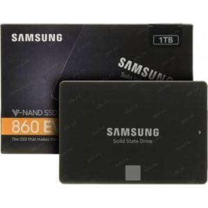 ssd samsung 860 evo 1TB 1.3