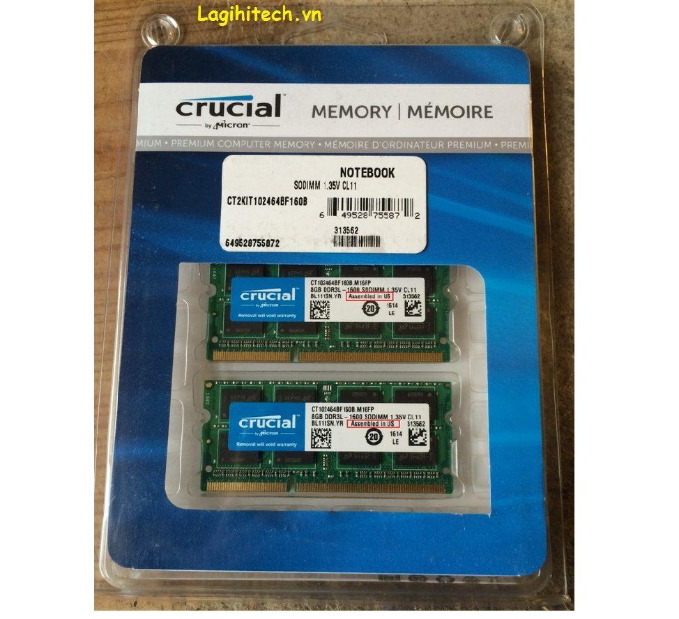 Mua RAM Laptop Ở Đâu Giá Rẻ TPHCM?