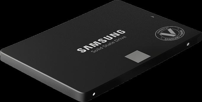 Đánh Giá SSD Samsung 850 evo