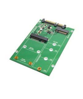 Adapter Chuyển Đổi SSD M2 NGFF, mSATA To 2.5 inch