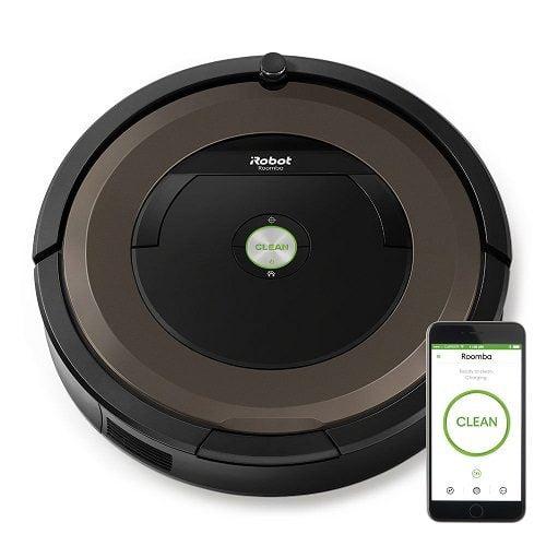 Máy Hút Bụi Thông MinhMinh iRobot Roomba 890