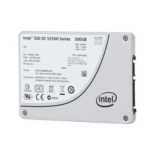 SSD Enterprise Intel DC S3500 300GB Chính Hãng
